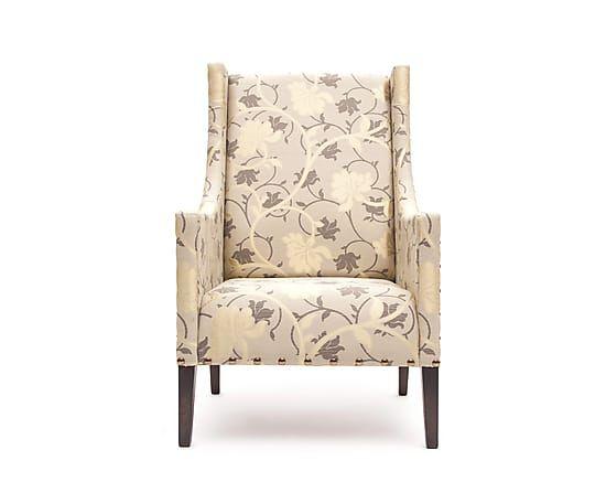 Elizabeth Douglas Кресло Glen - итальянский текстиль, 88х70х115 см