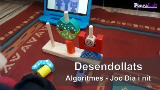 Algoritmes amb el Joc Day & Night