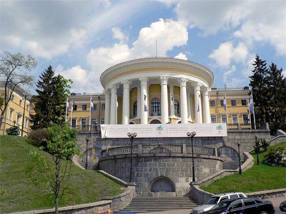 Институт Благородных Девиц на Институтской, Киев