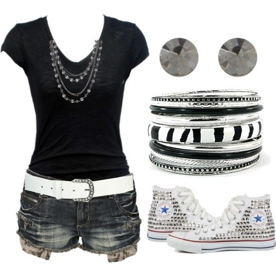 """""""cute"""" by karlibugg on Polyvore"""