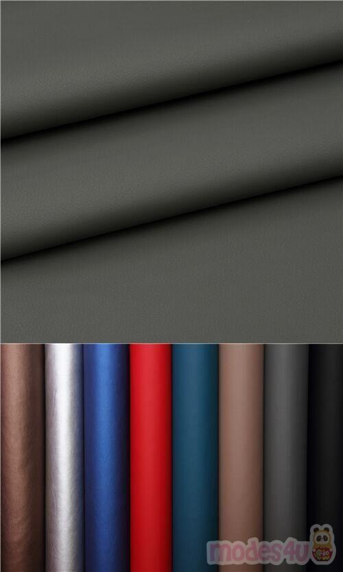 Stof France Ekokuir Faux Leather Vinyl Fabric In Grey In 2020 Vinyl Fabric Leather Vinyl Faux Leather Fabric