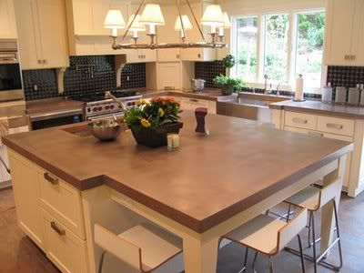 Odd Shaped Kitchen Islands RE Trying To Update 90s Kitchen And SO Overwhel