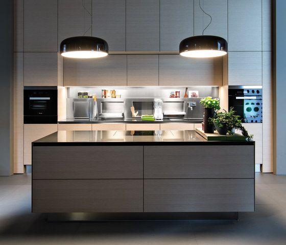 189 best Kitchen Tours images on Pinterest Modern, The arts and - italienische kuechen gamma arclinea