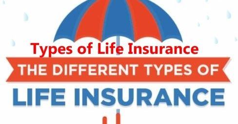 The Various Types Of Life Insurance Made Easy Life Insurance