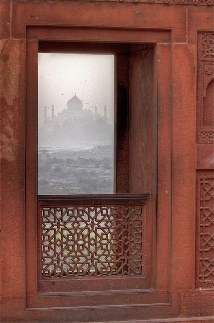 Room with a View - Agra Fort, Uttar Pradesh, India - Flickr - Photo Sharing!