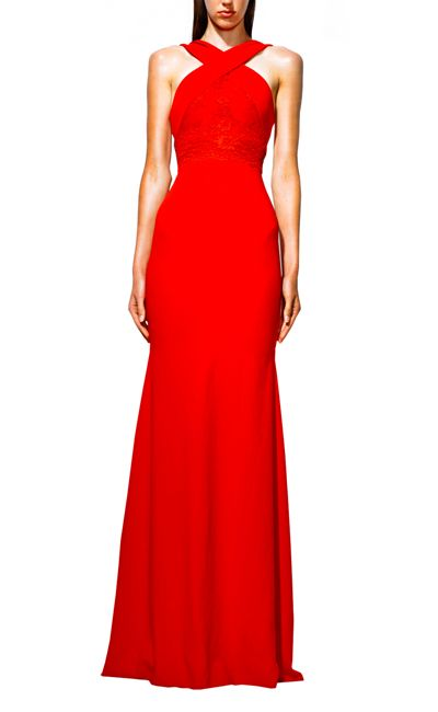 Rent Designer Dresses Online - Qi Dress