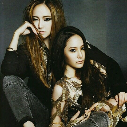 Jung sisters #SNSD