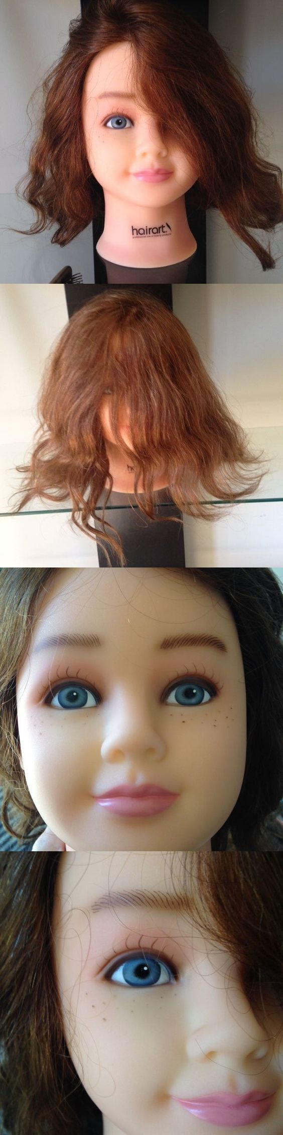 Amazing Hair And Makeup Mannequins Child Cosmetology Mannequin Head 100 Hairstyle Inspiration Daily Dogsangcom
