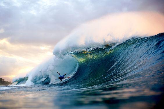 Nice wave!