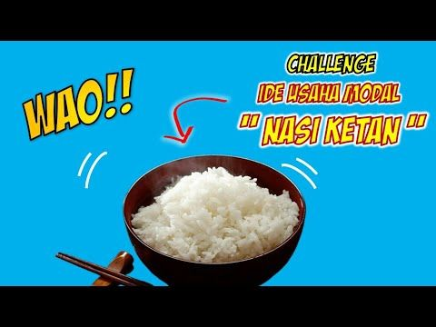 Modal Nasi Ketan Bisa Jualan Jajajan Kekinian Unik Enak Dan Laris Youtube Makanan Saus Tiram Resep