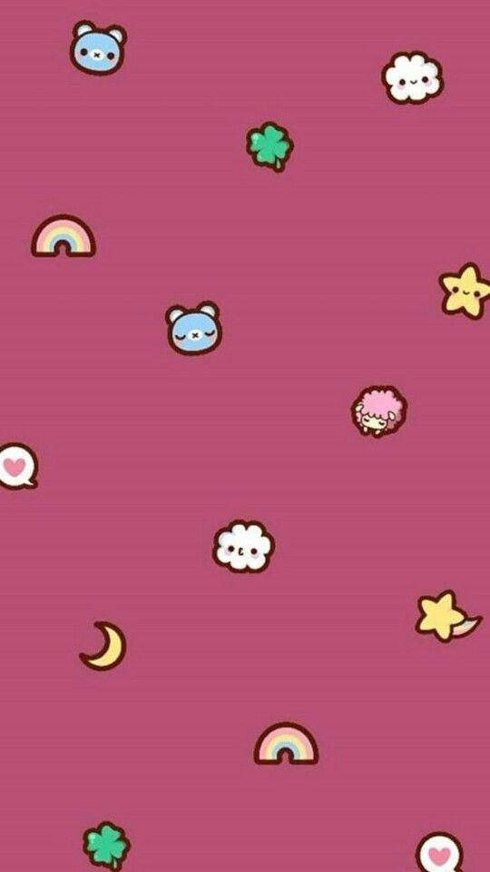 Pin By Anto On Papel De Parede Wallpaper Iphone Cute Cute Cartoon Wallpapers Cute Wallpapers