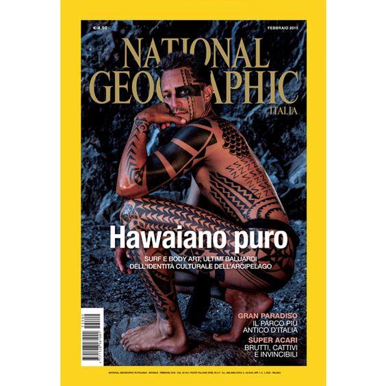 National Geographic Italia,  febbraio 2015