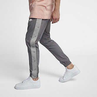 grey jogger af1