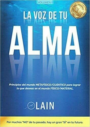Voz De Tu Alma La Garcia Calvo Lain Sigmarlibros Del Valle Sur Vivanuncios Libros De Autoayuda Libros De Metafisica Libros De Desarrollo Personal