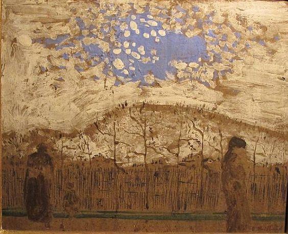 Edouard Vuillard, Suburb