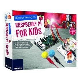 Franzis Raspberry Pi for Kids Kit   Maplin