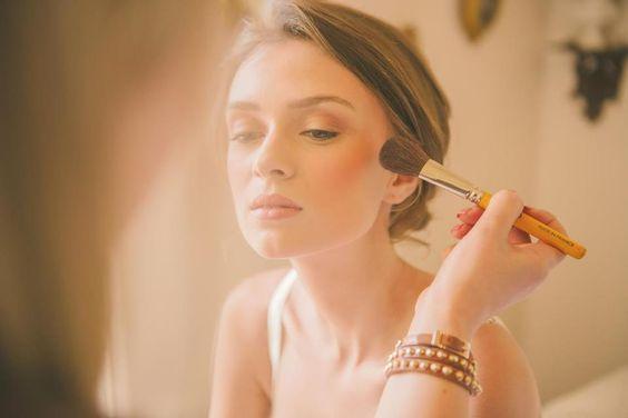 Batom Nude – Chanel   Kit de Beleza de Vera Garcia. #casamento #maquilhagem