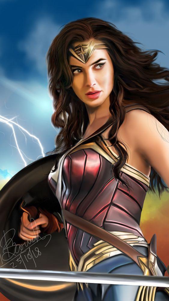 Wonder Woman Gal Gadot Iphone Wallpaper Wonder Woman Gal Gadot Gal Gadot Wonder Woman