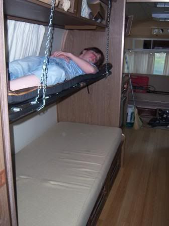 Cots Bunk Bed And Airstream On Pinterest