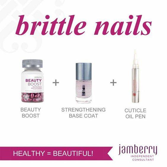 Dry, Breaking, Splitting, Peeling Nails? Try Jamberry's