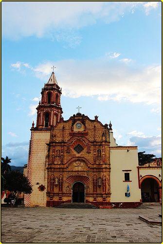 Jalpan de Serra, Querétaro, México