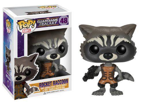 Guardians of the Galaxy Rocket Raccoon Pop! Vinyl POP! Vinyl http://www.amazon.co.uk/dp/B00JEYV1BK/ref=cm_sw_r_pi_dp_NgtIvb08WDKFY
