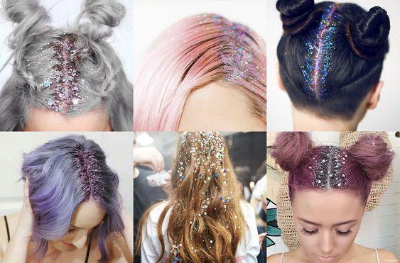 inspirações de cabelo para o carnaval