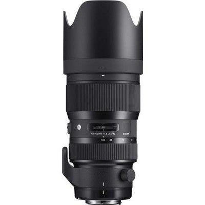 Sigma 50 100mm F 1 8 Dc Hsm Art Lens For Nikon F Cameras Sigma