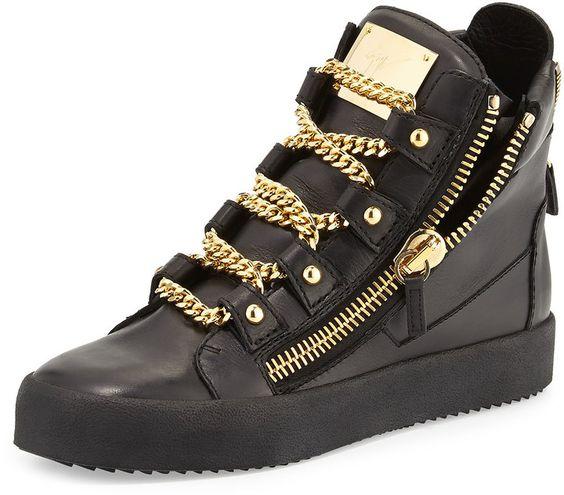 giuseppe zanotti man shoes