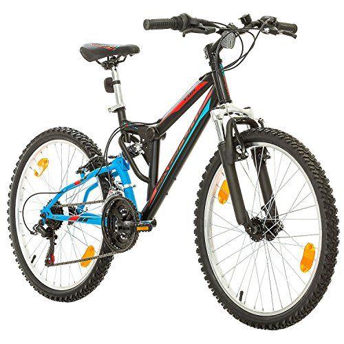 Fahrrad Mtb Mountainbike Fully Full Suspension 24 Zoll 03800932079764 Fahrrad Mtb Mountainbike Fully Full Su Fahrrad Mtb Fahrrad Mountainbike Mountainbike