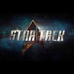 New #startrek tv logo is pretty sweet. #television #cbs #geekculture #constantcollectible