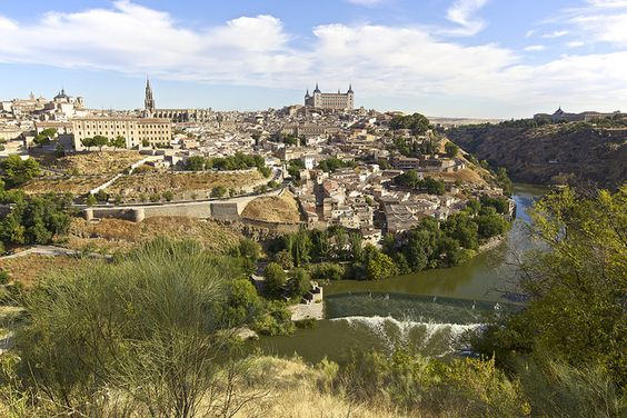 Panoramic view of Toledo, Spain | Flickr - Photo Sharing!