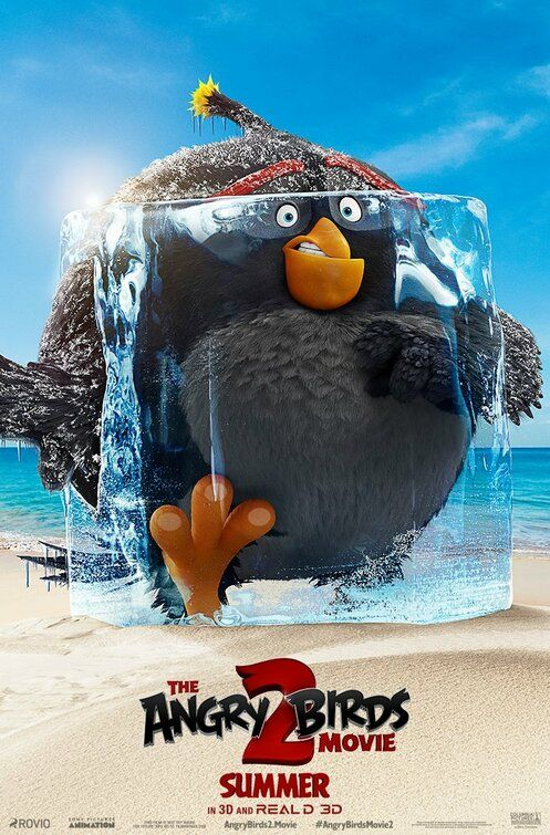 The Angry Birds Movie 2 Movie Poster Angry Birds Movie Angry Birds Free Movies Online