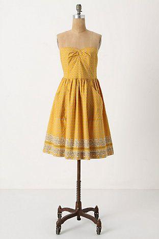 Game Day Dress? I think so. Go Noles!
