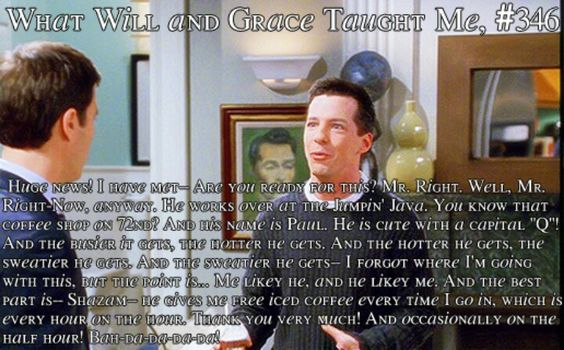 Best will and grace episode ever!