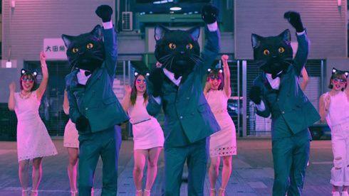 猫っぽい振り付けがかわいい! ヤマト運輸が「ネコふんじゃった」をダンスミュージックにリメイク