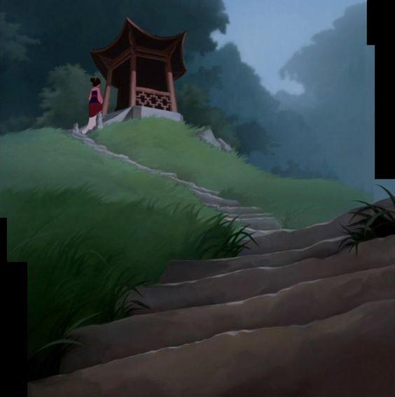 Empty-Backdrop-from-Mulan-disney-crossover-