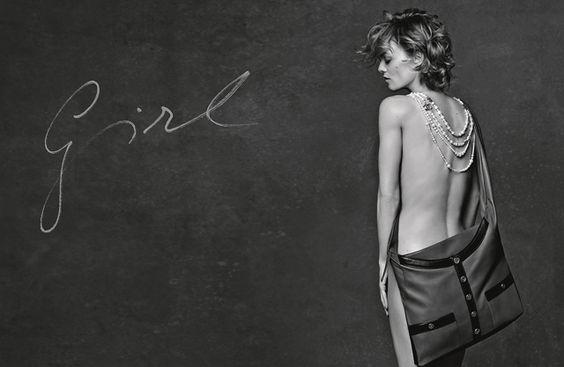 Кристен Стюарт, Элис Деллал и Ванесса Паради в рекламной кампании Chanel (фото 2)