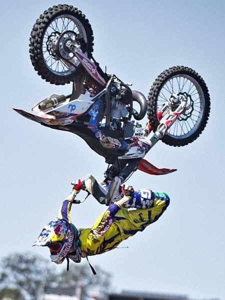 Bamberg Backflip - TJ 755 - Motocross Pictures - Vital MX