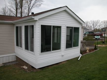 Manufactured housing remodels mobile home additions Mobile home addition kits