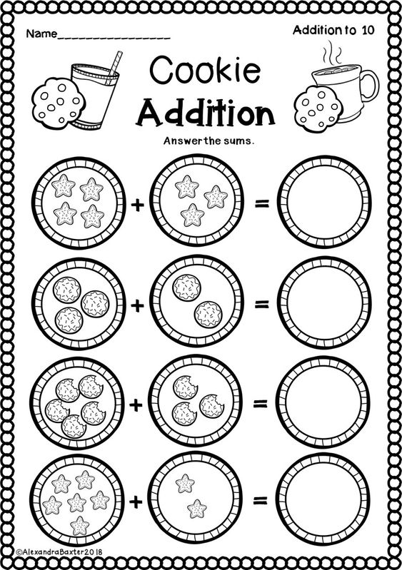 Check out these 19 Math worksheets designed for 1st grade (common core aligned to each standard). It features fun Christmas themed activities!