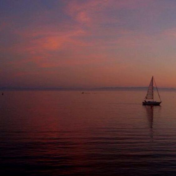 Sunset @ Santa Barbara