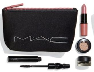 MAC 'look in a box - downtown diva' face kit