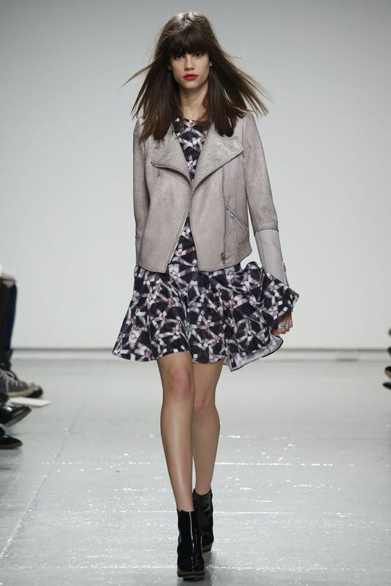 Rebecca Taylor RTW Fall 2014 - Slideshow