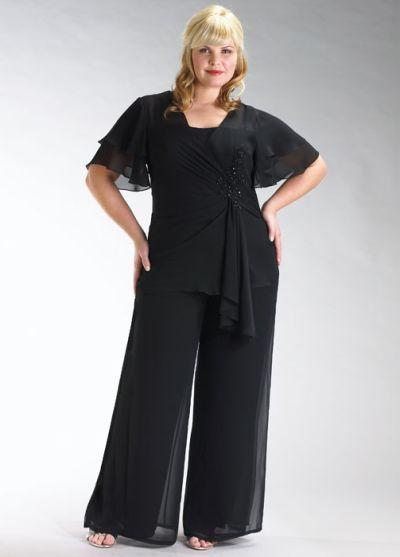 calças plus size para festa - Pesquisa Google