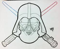 Resultado de imagem para desenhos de star wars