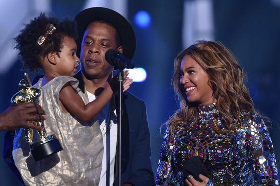 "Watch Blue Ivy Sneak a Taste of Beyoncé's Cake During Her ""Soul Train"" Birthday…"