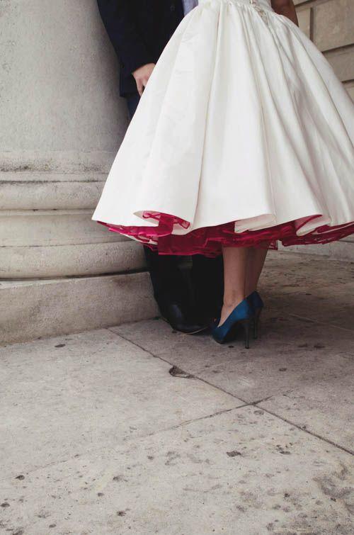 A Relaxed & Low Key Portrait Session: Leesa-Marie & Stew · British Brides · Wedding · Rock n Roll Bride
