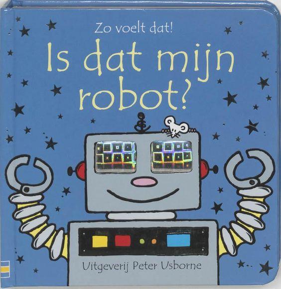Boekenhoek: is dat mijn robot?