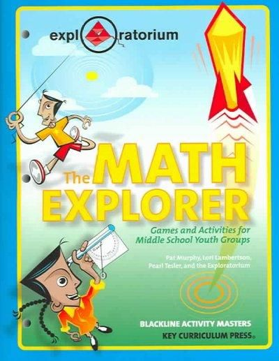 Precision Series Math Explorer: Games And Activities For Middle School Youth Groups